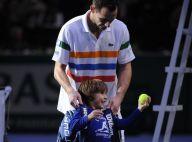 Michaël Llodra : Une victoire inattendue célébrée avec son adorable Théo