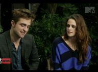 Kristen Stewart et Robert Pattinson réunis : L'interview événement pour Twilight