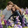 Kristen Stewart  et Robert Pattinson ensemble dans le dernier volet de Twilight- Chapitre 5 : Révélation 2e partie  en salles le 14 novembre 2012