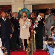 Céline Dion est acclamée pour son retour à Vegas le 16 février 2011.