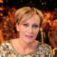 Patricia Kaas en promo sur le plateau de l'émission Le Plus Grand Cabaret du Monde, le 2 octobre, diffusion le 1er décembre 2012.