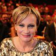 Patricia Kaas sur le plateau de l'émission Le Plus Grand Cabaret du Monde, le 2 octobre, diffusion le 1er décembre 2012.