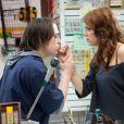 Image du film Movie 43 avec Kieran Culkin et Emma Stone