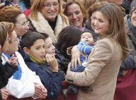 Letizia et Felipe d'Espagne : Bain de foule et bouillon de culture en Aragon