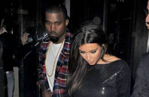 Kim Kardashian : Soutenue par Kanye West dans son marathon promo à Londres