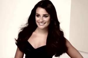 Lea Michele : L'ambassadrice de L'Oréal Paris radieuse pour sa première pub