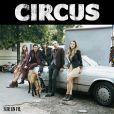 Calogero et Circus,  Sur un fil , premier extrait de l'album  Circus .