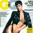 Rihanna se dévoile entièrement nue pour le magazine GQ