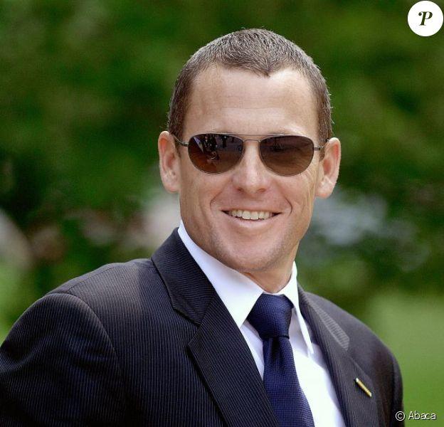 Lance Armstrong au Capitol Hill de Washington le 16 mai 2007