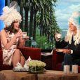 Extrait de l'interview de Keira Knightley par Ellen DeGeneres - novembre 2012