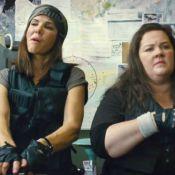 Sandra Bullock : Flic de choc avec la délirante Melissa McCarthy dans The Heat