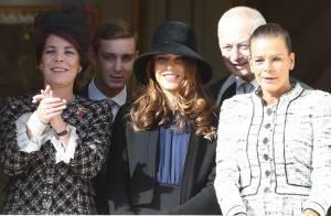 Fête nationale Monaco: Charlotte Casiraghi et Charlene au diapason et souriantes
