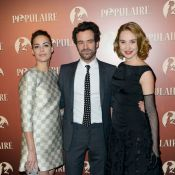 Romain Duris, très 'Populaire' avec les belles Bérénice Bejo et Déborah François