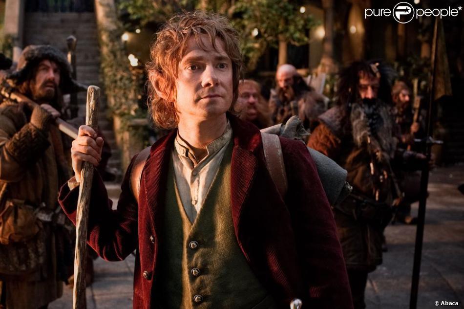 Martin Freeman campe Bilbo le Hobbit, et débarquera dans les salles françaises dès le 12 décembre.