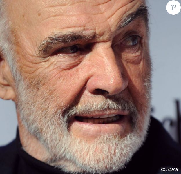 Sean Connery peut regretter son refus d'avoir incarner Gandalf dans la saga du Seigneur des Anneaux. (Photo du 5 avril 2010)
