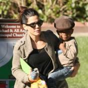 Sandra Bullock : Maman au top pour son fils ultrastylé