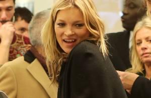 Kate Moss : Une journée à Paris, des fans conquis, un top aussi mythique