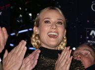 Diane Kruger : Sublime et lumineuse pour le Noël des Champs-Elysées