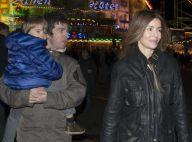 Noel Gallagher retrouve sa femme et son fils Sonny et ne veut plus les quitter