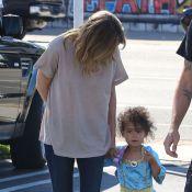 Ellen Pompeo : La star de Grey's Anatomy, détendue avec sa fille et son mari