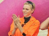 Princesse Charlene de Monaco : Une athlète glamour sur la ''Finish Line'' !