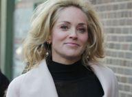 Sharon Stone : Après Vanessa Paradis, une cougar énergique brille à New York