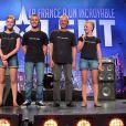 Black Rain demi-finalistes de La France a un Incroyable Talent sur M6
