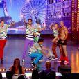 Entourage demi-finaliste de La France a un Incroyable Talent sur M6