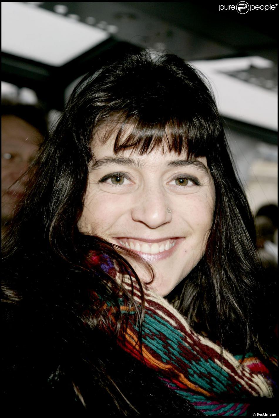 Claire du groupe L5 en janvier 2006 à Paris
