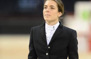 Gucci Masters 2012 : Charlotte Casiraghi, Benjamin Castaldi et sa femme en piste
