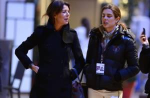 Gucci Masters : La princesse Caroline est là, Athina, son mari, sa minerve aussi