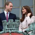 Kate Middleton et le prince William à Cambridge le 28 novembre 2012