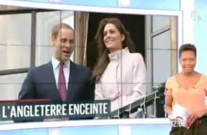 Kate Middleton enceinte : Pour Elé Asu (D8), le prince Harry est le père du bébé