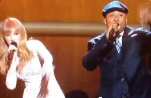 Grammy Awards 2013 : Taylor Swift en beat box pour annoncer les nominations