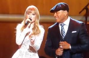 Grammy Awards 2013 : Taylor Swift en beat box pour annoncer les nominations