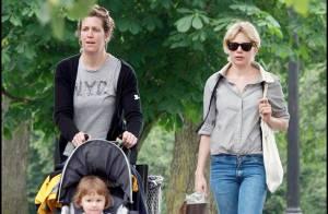 PHOTOS : Michelle Williams se promène avec sa fille  et tourne avec Di Caprio !