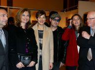 Valérie Trierweiler, Marion Cotillard, Melissa Theuriau continuent le combat
