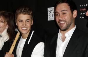 Justin Bieber snobé par les Grammy Awards, son manager pousse une colère