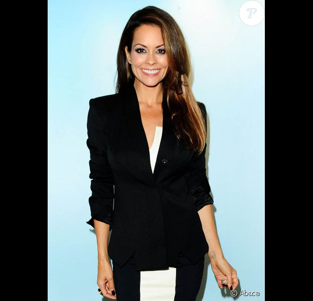 Brooke Burke le 8 octobre 2012 à Los Angeles