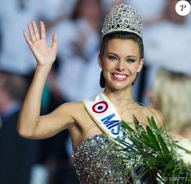 Miss Bourgogne, élue Miss France 2013 à Limoges le 8 décembre 2012