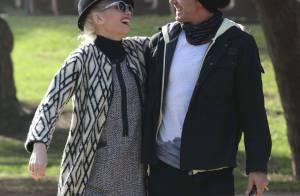Gwen Stefani, amoureuse et comblée avec son mari et ses garçons craquants