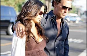 PHOTOS : Matthew McConaughey a enfin retrouvé sa femme enceinte !