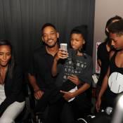 Will Smith met le feu en famille pour son fils Trey, avec Jada, Willow et Jaden