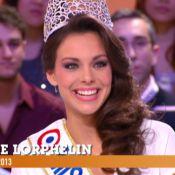 Marine Lorphelin, Miss France 2013, ''échoue'' au test du Grand Journal !