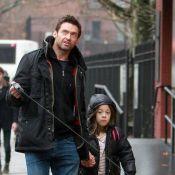 Hugh Jackman : Papa poule le jour, séducteur amoureux la nuit !