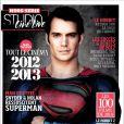 Man of Steel, reboot de Superman par Zack Snyder a fait la couverture du hors série 2012-2013 du magazine Studio CinéLive