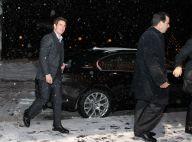 Tom Cruise : Un héros qui affronte la neige pour la promo de Jack Reacher