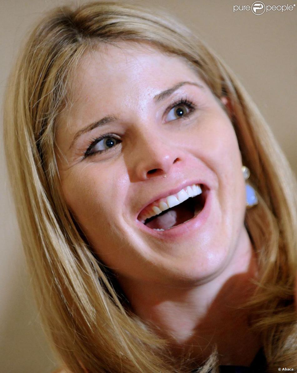 Jenna Bush Hager à Washington le 9 mars 2011.