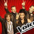 Florent Pagny, Jenifer, Louis Bertignac et Garou ont tous signé pour la deuxième saison de  The Voice .