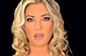 Eve Angeli revient avec le clip 'Une autre histoire'', reprise de Gérard Blanc
